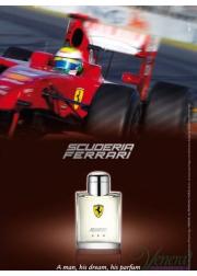 Ferrari Scuderia Ferrari Red EDT 125ml για άνδρ...