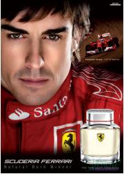 Ferrari Scuderia EDT 125ml για άνδρες ασυσκεύαστo