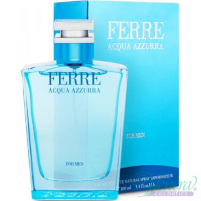 Ferre Acqua Azzurra EDT 100ml για άνδρες