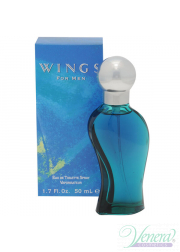 Giorgio Beverly Hills Wings for Men EDT 50ml for Men