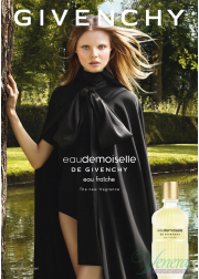 Givenchy Eaudemoiselle Eau Fraiche EDT 100ml for Women Without Package Women's Fragrance without package
