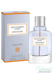 Givenchy Gentlemen Only Casual Chic EDT 100ml για άνδρες Ανδρικά Αρώματα