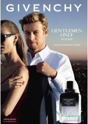 Givenchy Gentlemen Only Intense EDT 50ml για άνδρες Men's Fragrance