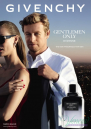 Givenchy Gentlemen Only Intense EDT 100ml για άνδρες Men's Fragrance