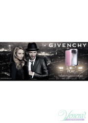 Givenchy Play Set (EDP 50ml + mini EDP 5ml + Intense mini EDP 5ml) για γυναίκες Γυναικεία σετ
