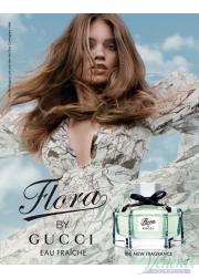 Flora By Gucci Eau Fraiche EDT 30ml for Women Women's Fragrance