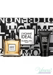Guerlain L'Homme Ideal Set (EDT 100ml + Shower ...