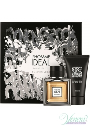 Guerlain L'Homme Ideal Set (EDT 50ml + Shower Gel 75ml) for Men Αρσενικά Σετ