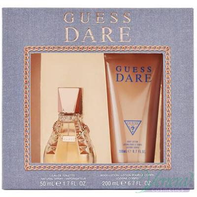 Guess Dare Set (EDT 50ml + BL 200ml) για γυναίκες
