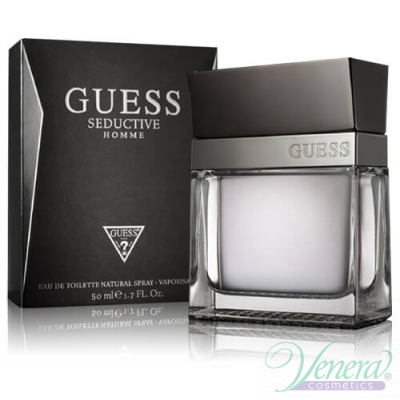 Guess Seductive Homme EDT 100ml για άνδρες