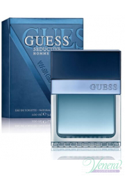 Guess Seductive Homme Blue EDT 50ml για άνδρες Ανδρικά Αρώματα
