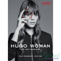 Hugo Boss Hugo Woman Eau de Parfum EDP 50ml για γυναίκες ασυσκεύαστo  Προϊόντα χωρίς συσκευασία