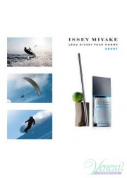 Issey Miyake L'Eau D'Issey Pour Homme Sport EDT 100ml για άνδρες ασυσκεύαστo