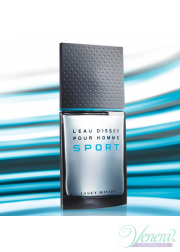 Issey Miyake L'Eau D'Issey Pour Homme Sport EDT 100ml για άνδρες Ανδρικά Αρώματα