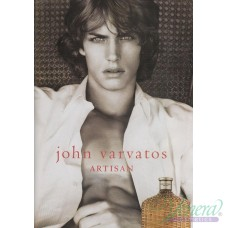 John Varvatos Artisan EDT 125ml για άνδρες Without package