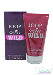 Joop! Miss Wild Body Lotion 150ml για γυναίκες Women's face and body products