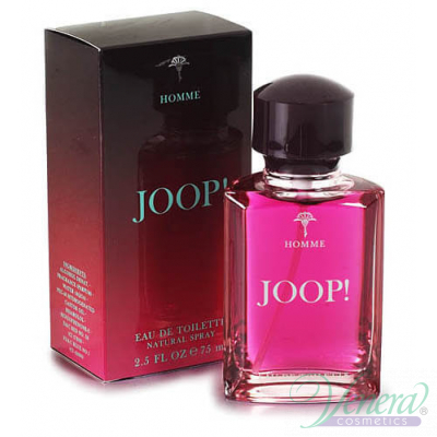 Joop! Homme EDT 125ml για άνδρες