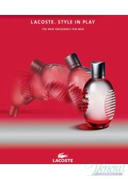 Lacoste Red EDT 125ml για άνδρες ασυσκεύαστo Αρσενικά Αρώματα Χωρίς Συσκευασία