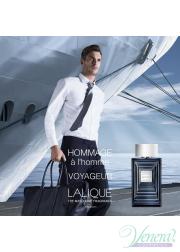 Lalique Hommage à L'Homme Voyageur EDT 50ml για άνδρες