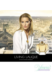 Lalique Living Body Lotion 150ml για γυναίκες Women's face and body products