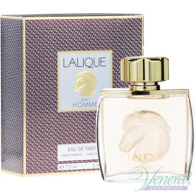 Lalique Pour Homme Equus EDP 75ml για άνδρες Men's Fragrance