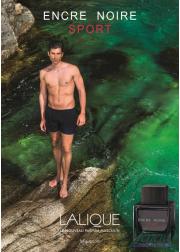 Lalique Encre Noire Sport EDT 100ml για άνδρες ασυσκεύαστo Προϊόντα χωρίς συσκευασία