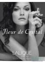 Lalique Fleur De Cristal EDP 100ml για γυναίκες Γυναικεία αρώματα