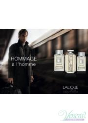 Lalique Hommage à L'Homme EDT 100ml για άνδρες Ανδρικά Αρώματα