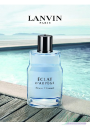 Lanvin Eclat D'Arpege Pour Homme EDT 100ml for Men Without Package Men's Fragrances Without Package