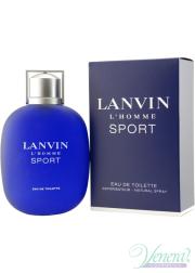 Lanvin L'Homme Sport EDT 100ml για άνδρες Men's Fragrance