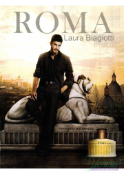 Laura Biagiotti Roma Uomo EDT 125ml για άνδρες ...