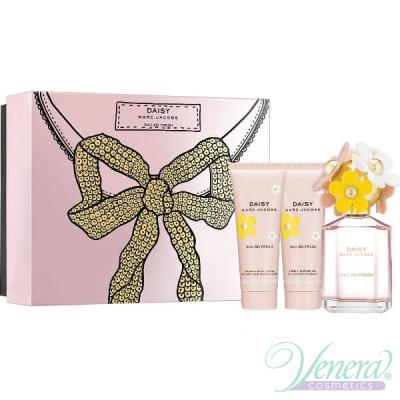 Marc Jacobs Daisy Eau So Fresh Set (EDT 75ml + BL 75ml + SG 75ml) για γυναίκες Gift Sets