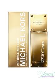 Michael Kors 24K Brilliant Gold EDP 50ml for Women Women`s Fragrance