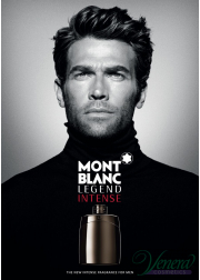 Mont Blanc Legend Intense Set (EDT 100ml + AS Balm 100ml + SG 100ml) για άνδρες Sets