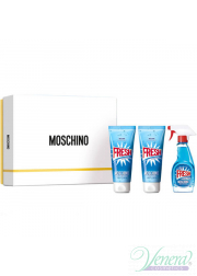 Moschino Fresh Couture Set (EDT 50ml + BL ...