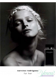Narciso Rodriguez for Her EDT 100ml για γυναίκες ασυσκεύαστo