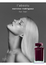 Narciso Rodriguez for Her L'Absolu Set (EDP 50ml + BL 50ml + Bag) για γυναίκες Women's Gift sets