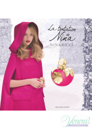 Nina Ricci La Tentation de Nina EDT 50ml για γυναίκες Γυναικεία αρώματα