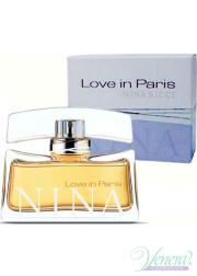 Nina Ricci Love in Paris EDP 30ml για γυναίκες