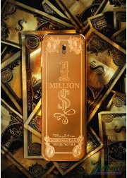 Paco Rabanne 1 Million $ EDT 100ml για άνδρες ασυσκεύαστo