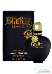 Paco Rabanne Black XS L'Exces Exterme EDP 80ml για γυναίκες Γυναικεία αρώματα