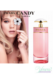 Prada Candy Florale EDT 80ml για γυναίκες ασυσκεύαστo