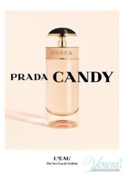 Prada Candy L'Eau EDT 80ml για γυναίκες ασυσκεύαστo Γυναικεία Αρώματα Χωρίς Συσκευασία