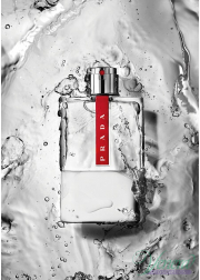 Prada Luna Rossa Eau Sport EDT 100ml για άνδρες ασυσκεύαστo Men's Fragrances without package