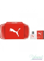 Puma Time to Play Man Set (EDT 40ml + Cosmetic Bag) for Men Men's Gift sets