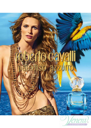 Roberto Cavalli Paradiso Azzurro EDP 75ml for Women Without Package Women's Fragrance without package