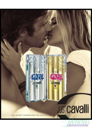 Roberto Cavalli Just I Love Him EDT 60ml για άνδρες Ανδρικά Αρώματα