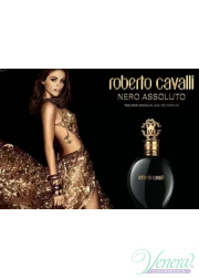 Roberto Cavalli Nero Assoluto Set (EDP 50ml +BL 75ml) για γυναίκες Women's Gift sets