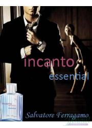 Salvatore Ferragamo Incanto Essential EDT 100ml για άνδρες ασυσκεύαστo