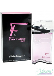 Salvatore Ferragamo F for Fascinating Night EDP 50ml για γυναίκες
